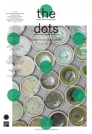 The Dots #12 – Dutch Design Week 2016. Click on thumbnail to download full pdf