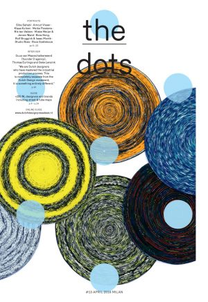 The Dots #13 - Milan Design Week 2016